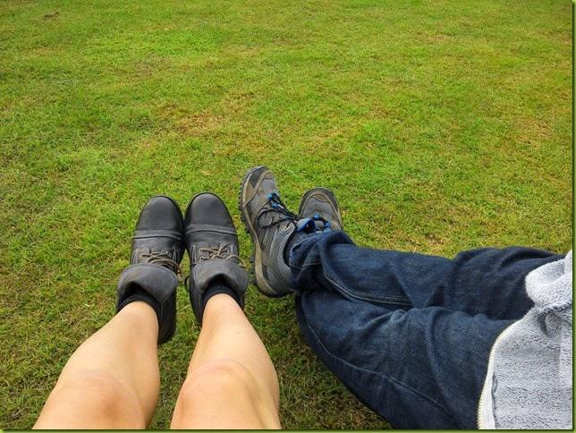 festival legs