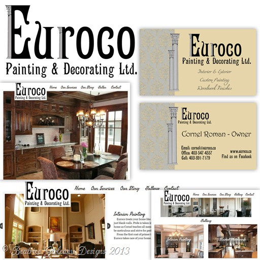 Euroco Sample Page