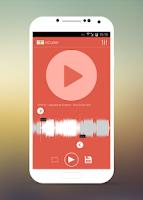 Screenshot of mCutter - Mp3 & Music Cutter