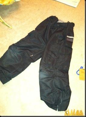 snow pants redo