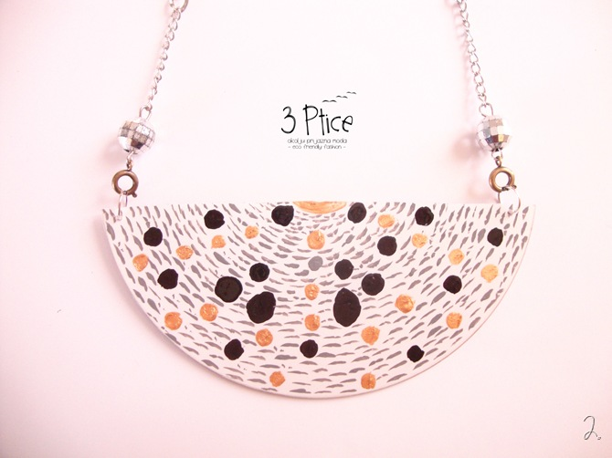 CD necklace 041