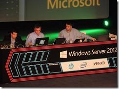 Lanzamiento de Windows Server 2012