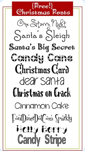 free-christmas-fonts-593x1024