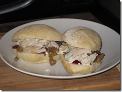 last turkey sandwiches