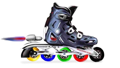 Олимпийские ролики