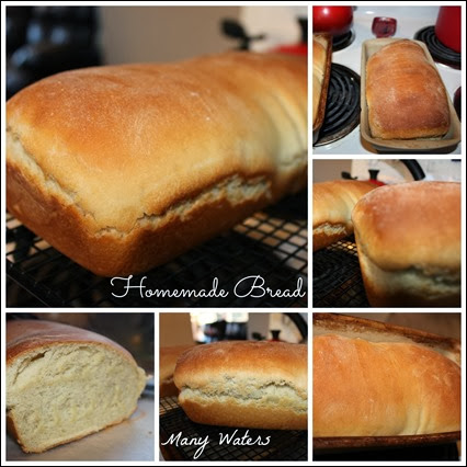 Many Waters Homemade Bread