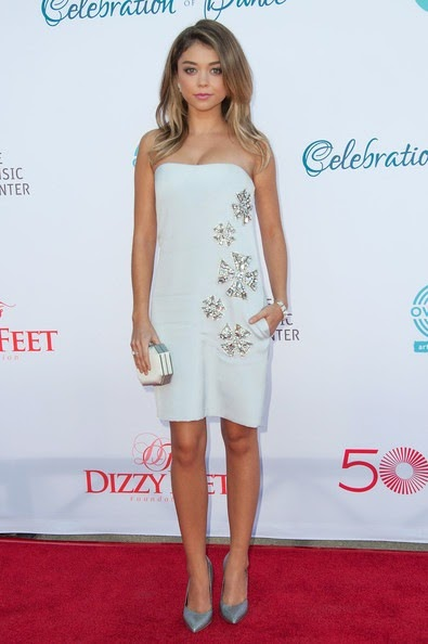 Sarah Hyland 4th Annual Celebration Dance