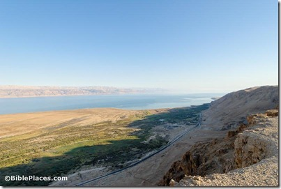 Dead Sea from west, tb092706278