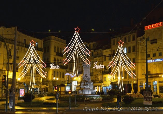 Glória Ishizaka - Natal 2014 - Coimbra 1