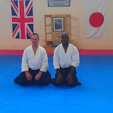 Sensei Eddie McCalla awarded 6th Dan