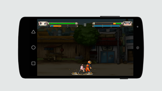Game Shinobi War apk for kindle fire