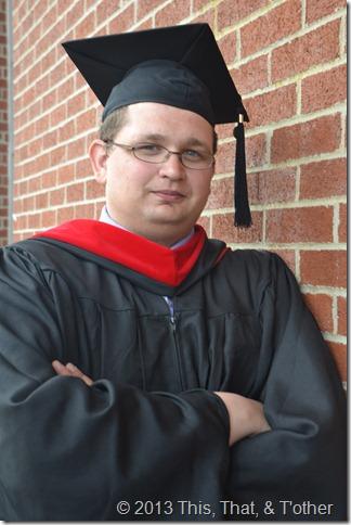 J Morford LU Graduate