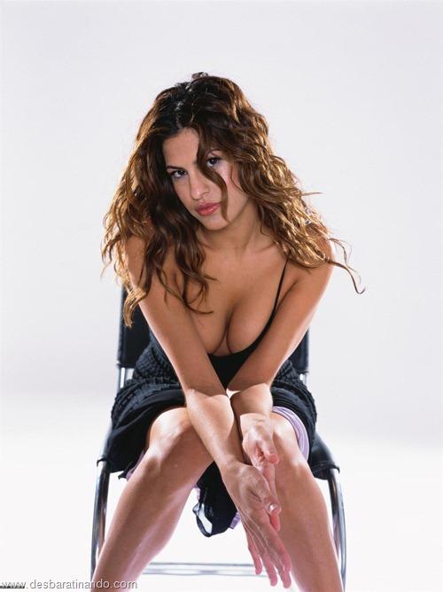 eva mendes linda sensual sexy sedutora photoshoot desbaratinando  (154)