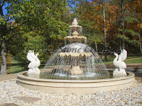 "20' X 18"" Fountain Surround W/ Cap"