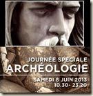 4e édition des Journées nationales de l'archéologie.