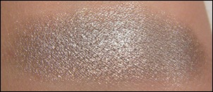 L'Oreal Liquid Diamond Infallible Eye Shadow Swatch