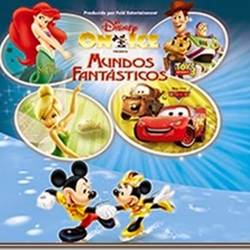 Boletos Disney On Ice en Monterrey: Fechas