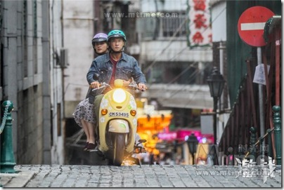 Unbeatable 激戰 - Street of Macau