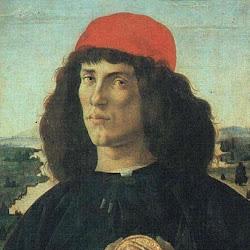 59 - Botticelli - El hombre del medallon