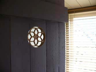 Decoratie voor keuken oud huis u stockfoto adavydova