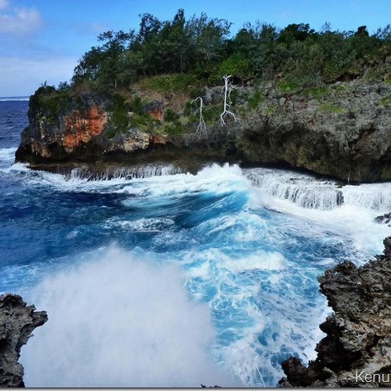 Logbook: Kenutu Island (Vava'u, Tonga)