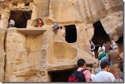 Oporrak 2011 - Jordania ,-  Pequeña Petra, 22 de Septiembre  31