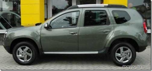Dacia Duster Delsey 25