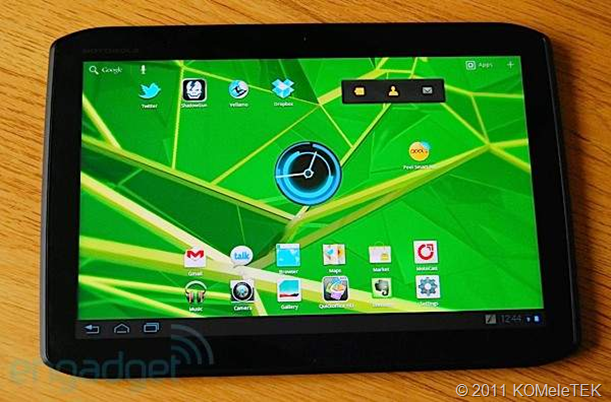 Review Motorola Xoom 2