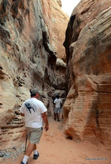 Another slot canyon