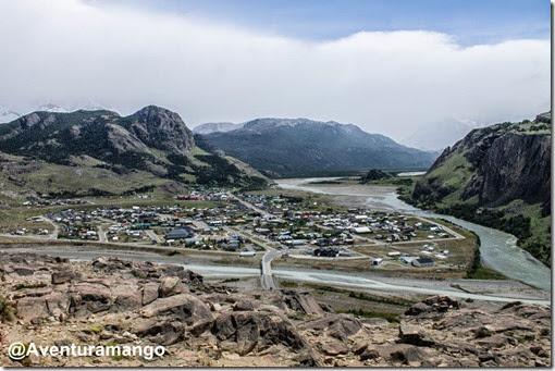 Vista de El Chaltén