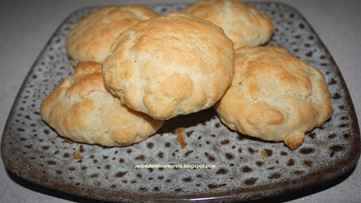 Paula Deen's Sour Cream Biscuits B