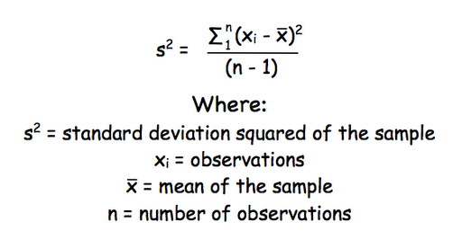 How do we find standard deviation / publiconsulting.ga