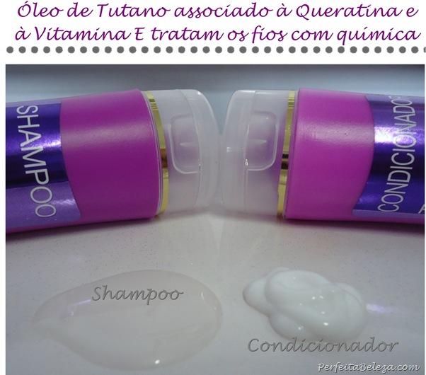 Resenha- Shampoo e condicionador Griff complex