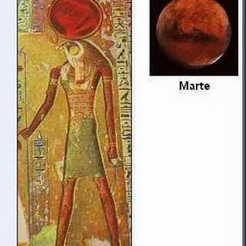 O Mapa-Múndi mais antigo do mundo é egipcio !