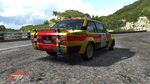Fiat 131 Abarth, Monte-Carlo