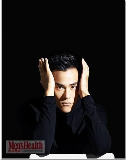 Eddie 彭于晏 x Men's Health 08-9