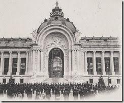 Petit Palais autour de 1900