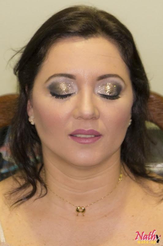 make com glitter MAC
