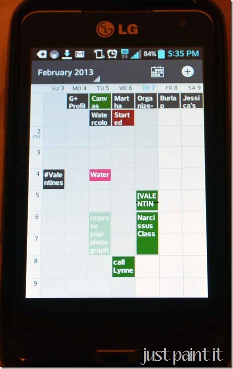 phone-calendar