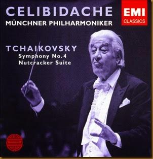 Tchaikovsky 4 Celibidache EMI