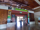 Leaving Mulu airport (copyright Dan Quinn / Royal Geographical Society (with IBG) September 2014)