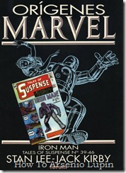 P00001 - El Invencible Iron Man -  Origenes Marvel -  Iron Man #0