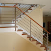 Rod System - Wood Handrail