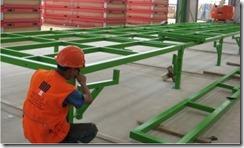 Supervisión de las Estructuras Metálicas