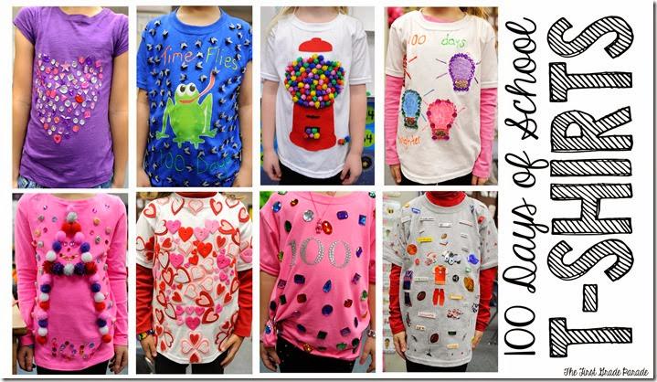 HundredDayTShirts
