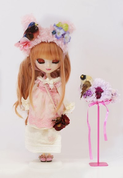 Morie Custom Pullip Amy Pang 01