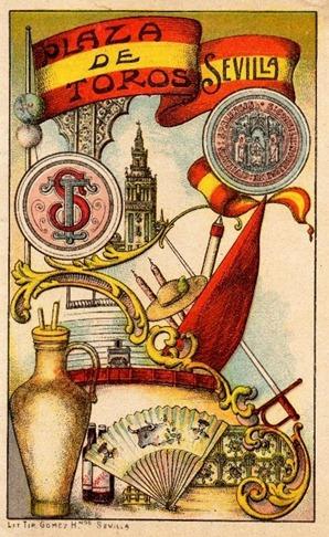 33383575 1914 Sevilla Programa de mano