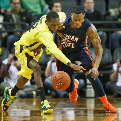 wearing brons ducks soldier7 oregon ducks 04 Wearing Brons: Oregon Ducks Nike Soldier VII PEs (x3)