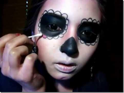 maquillaje de catrina todohalloween (6)