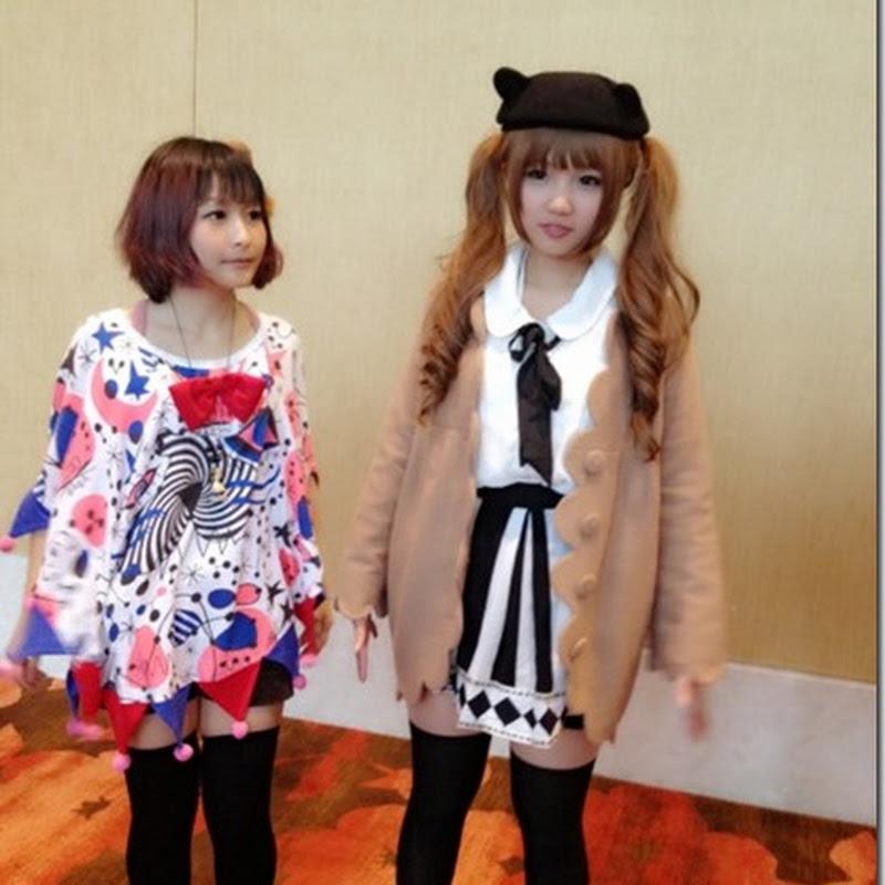 Neneko & Momo visits Marina @ Singapore!